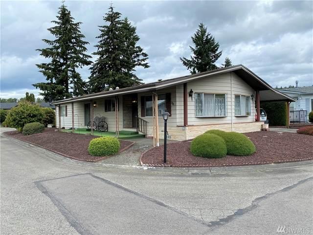 1402 22nd St NE #452, Auburn, WA 98002 (#1626201) :: KW North Seattle