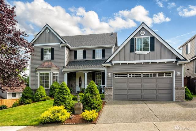 817 SW 354th Street, Federal Way, WA 98023 (#1626234) :: Ben Kinney Real Estate Team