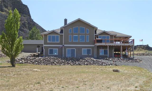 3352 Spring Canyon Rd E, Grand Coulee, WA 99133 (#1626280) :: Capstone Ventures Inc