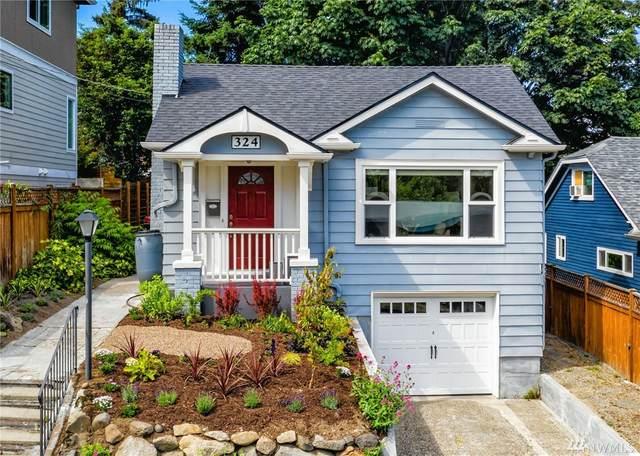 324 NE 56th St, Seattle, WA 98105 (#1626297) :: Tribeca NW Real Estate