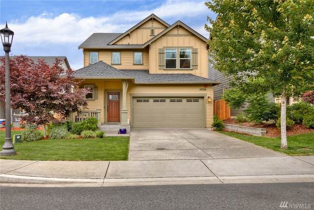 20308 79th St Ct E, Bonney Lake, WA 98391 (#1626309) :: Ben Kinney Real Estate Team