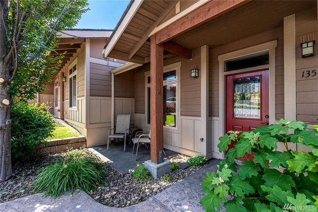 135 Red Hawk Dr, Orondo, WA 98843 (MLS #1626409) :: Nick McLean Real Estate Group