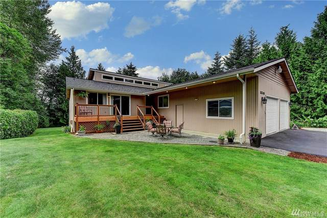 13245 SE 235th St, Kent, WA 98042 (#1626493) :: Ben Kinney Real Estate Team