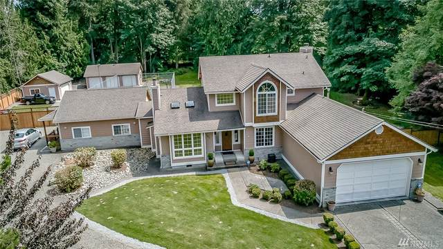 5021 144th Dr SE, Snohomish, WA 98290 (#1626523) :: Real Estate Solutions Group
