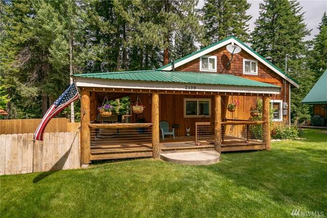 2109 Chiwawa Loop Rd, Leavenworth, WA 98826 (MLS #1626524) :: Nick McLean Real Estate Group