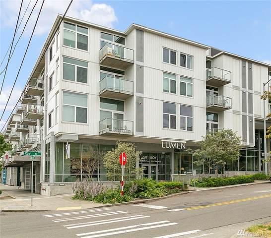 501 Roy St C223, Seattle, WA 98109 (#1626546) :: Engel & Völkers Federal Way