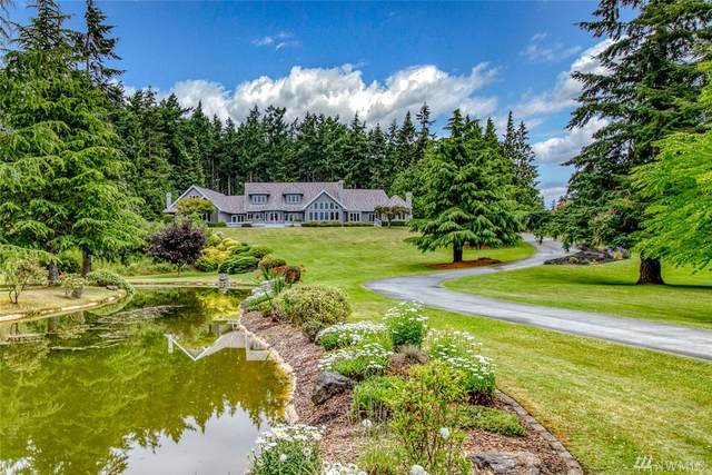 4949 Woodcock Road, Sequim, WA 98382 (#1626548) :: Real Estate Solutions Group
