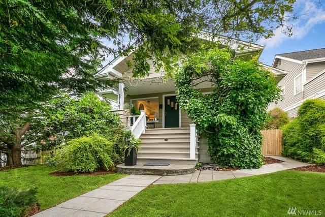 4137 40th Ave SW, Seattle, WA 98116 (#1626576) :: Alchemy Real Estate