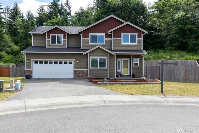 9226 195th St Ct E, Graham, WA 98388 (#1626601) :: NW Home Experts