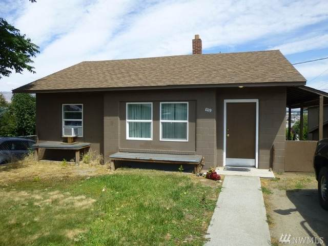 1119 Monitor St 1 & 2, Wenatchee, WA 98801 (#1626606) :: Alchemy Real Estate