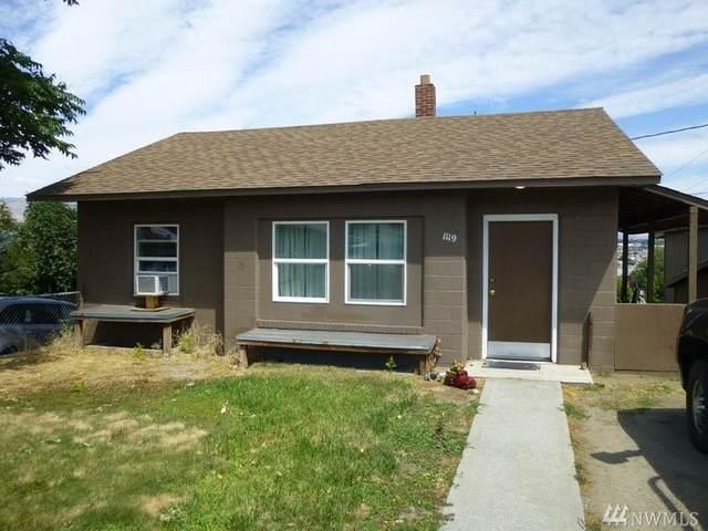 1119 Monitor St 1 & 2, Wenatchee, WA 98801 (#1626606) :: McAuley Homes