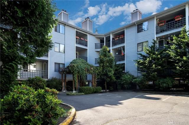 710 N 160th St B309, Shoreline, WA 98133 (#1626645) :: Ben Kinney Real Estate Team