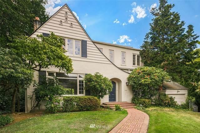 1551 Parkside Drive E, Seattle, WA 98112 (#1626659) :: Ben Kinney Real Estate Team