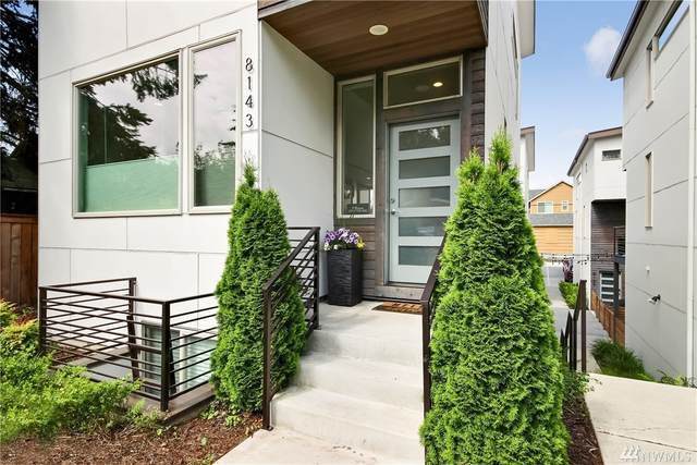 8143 Delridge Wy SW, Seattle, WA 98106 (#1626739) :: Ben Kinney Real Estate Team