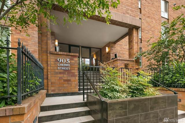 905 Cherry St #203, Seattle, WA 98104 (#1626861) :: The Kendra Todd Group at Keller Williams