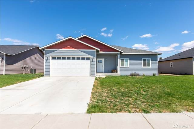315 P St SW, Quincy, WA 98848 (MLS #1626921) :: Nick McLean Real Estate Group