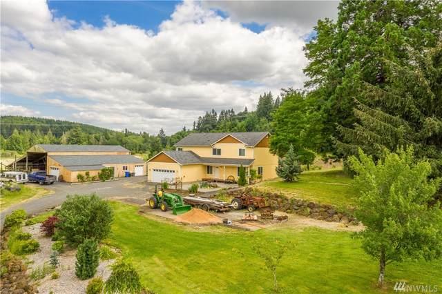 493 Berry Rd, Chehalis, WA 98532 (#1626949) :: Ben Kinney Real Estate Team