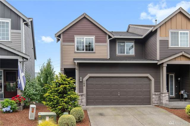 108 61st Place SE, Auburn, WA 98092 (#1626980) :: Keller Williams Realty