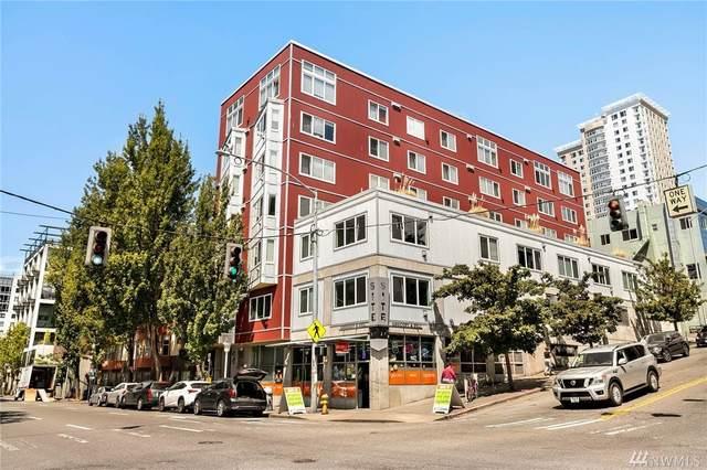 2504 Western Ave #422, Seattle, WA 98121 (#1627013) :: Ben Kinney Real Estate Team