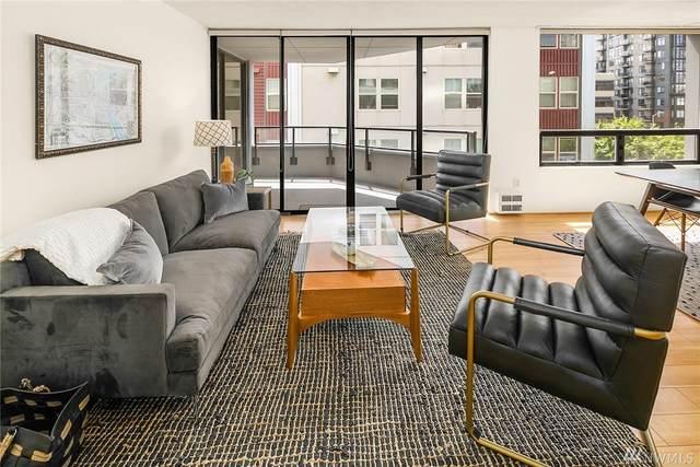 2621 2nd Ave #305, Seattle, WA 98121 (#1627125) :: Alchemy Real Estate