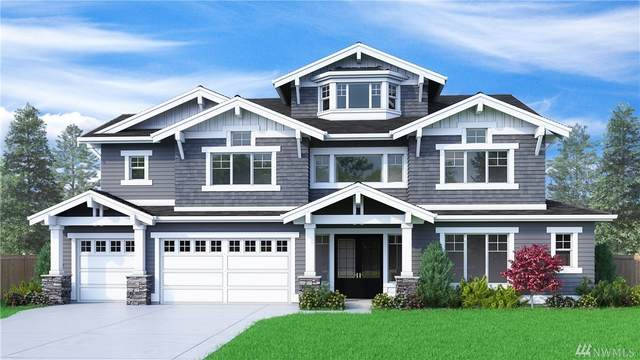 10540 NE 25th St, Bellevue, WA 98004 (#1627155) :: Real Estate Solutions Group