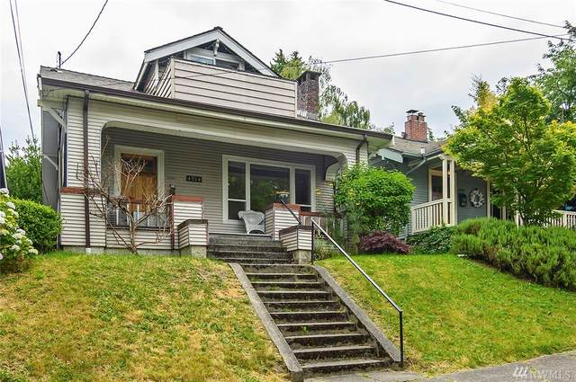 4914 Burke Ave N, Seattle, WA 98103 (#1627161) :: The Kendra Todd Group at Keller Williams