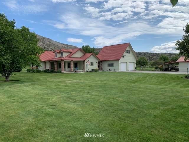 11 Rolling Hills Drive, Tonasket, WA 98855 (#1627183) :: The Shiflett Group
