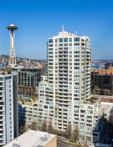 2600 2nd Ave #1601, Seattle, WA 98121 (#1627185) :: Alchemy Real Estate