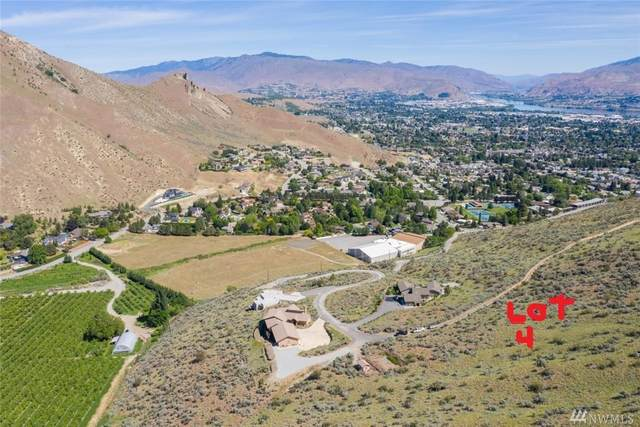 1175 Chukar Hills Dr, Wenatchee, WA 98801 (#1627195) :: Northern Key Team