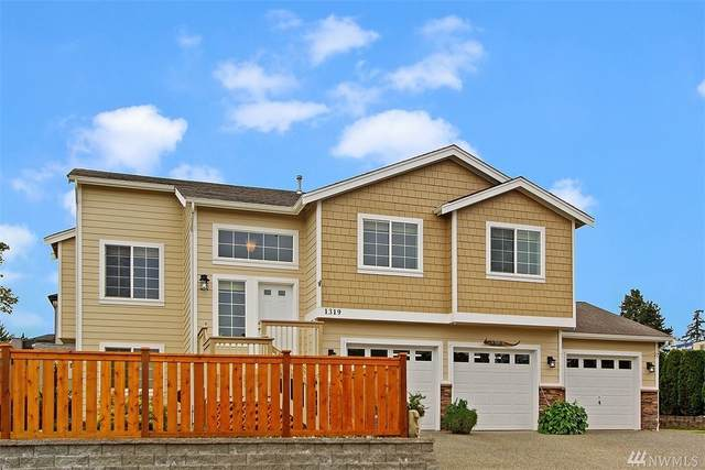 1319 S 233rd Place, Des Moines, WA 98198 (#1627196) :: Real Estate Solutions Group
