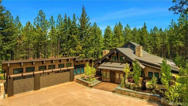 901 Iron Monarch Lp, Cle Elum, WA 98922 (#1627252) :: Ben Kinney Real Estate Team