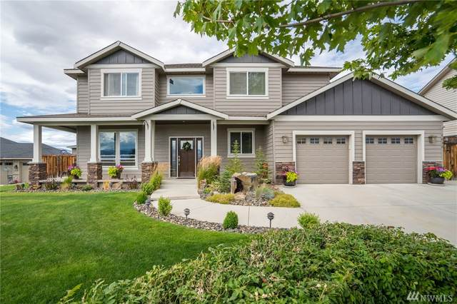 2630 Fancher Landing, East Wenatchee, WA 98802 (#1627269) :: Ben Kinney Real Estate Team