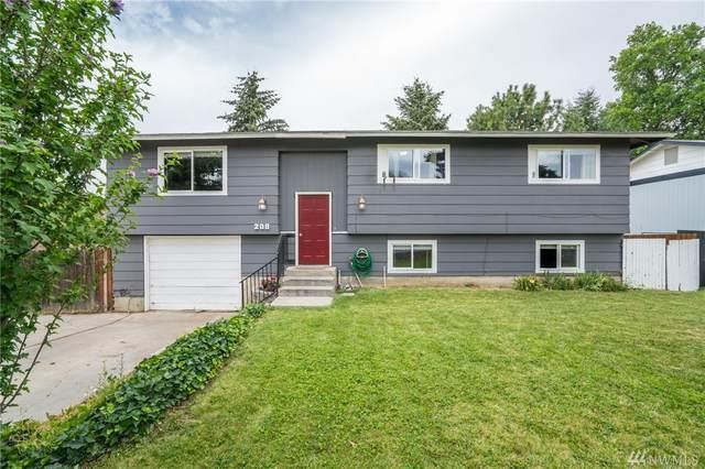 208 Ridgemont Dr, East Wenatchee, WA 98802 (#1627286) :: Ben Kinney Real Estate Team
