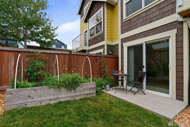 4509 Woodland Park Ave N A, Seattle, WA 98103 (#1627322) :: Pickett Street Properties