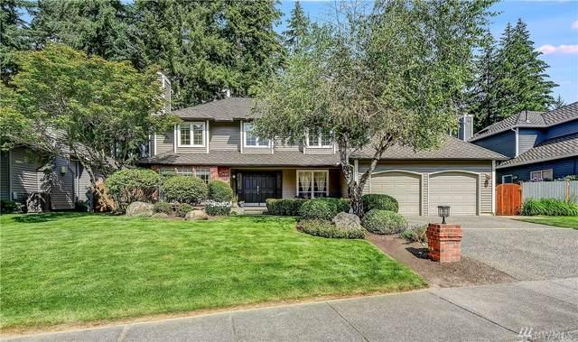 4052 240th Place SE, Sammamish, WA 98029 (#1627402) :: Ben Kinney Real Estate Team