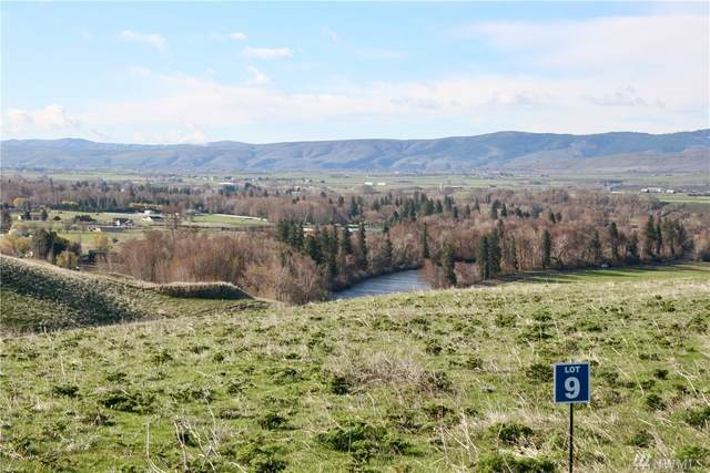 0 Lot 9 Deer Valley Dr, Ellensburg, WA 98926 (#1627455) :: The Kendra Todd Group at Keller Williams