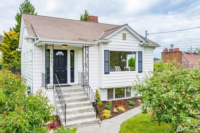 906 N 77th St, Seattle, WA 98103 (#1627458) :: Tribeca NW Real Estate