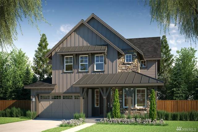 1319 SE 17th St #2022, North Bend, WA 98045 (#1627464) :: Ben Kinney Real Estate Team