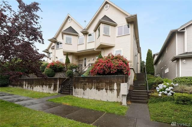 3315 Rockefeller Ave #2, Everett, WA 98201 (#1627486) :: Engel & Völkers Federal Way