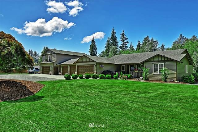 12022 167th Drive NE, Arlington, WA 98223 (#1627524) :: Priority One Realty Inc.