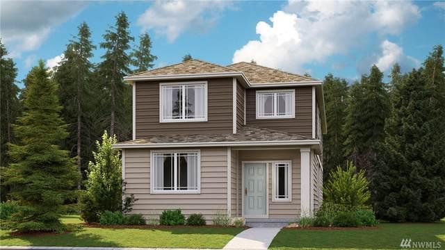 18932 131st St Ct E #33, Bonney Lake, WA 98391 (#1627580) :: Northwest Home Team Realty, LLC