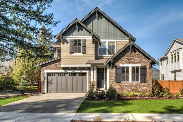 1322 SE 17th Rd #2016, North Bend, WA 98045 (#1627602) :: Ben Kinney Real Estate Team