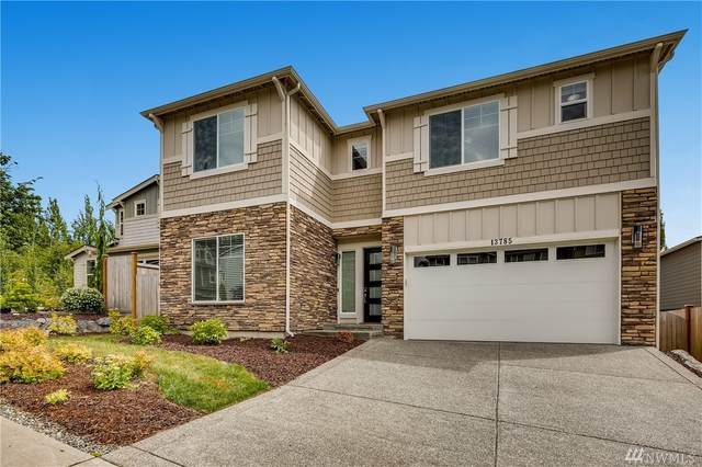 13785 SE 91st Place, Newcastle, WA 98059 (#1627612) :: Ben Kinney Real Estate Team