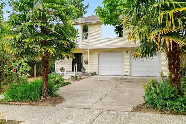 8533 Caroline Ave N, Seattle, WA 98103 (#1627677) :: Canterwood Real Estate Team