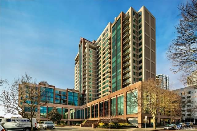 177 107th Ave NE #1107, Bellevue, WA 98004 (#1627717) :: Costello Team