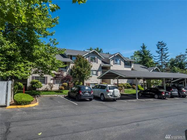 19230 Forest Park Dr NE H225, Lake Forest Park, WA 98155 (#1627744) :: Ben Kinney Real Estate Team