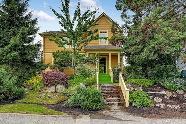 129 NE 57th St, Seattle, WA 98105 (#1627766) :: Canterwood Real Estate Team