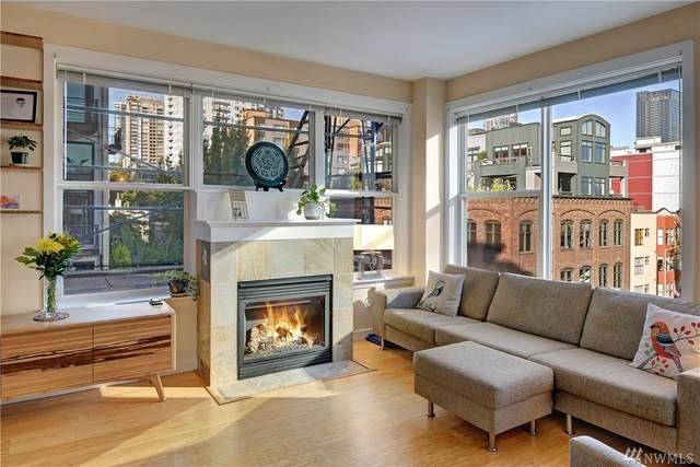 2607 Western Ave #656, Seattle, WA 98121 (#1627829) :: Alchemy Real Estate