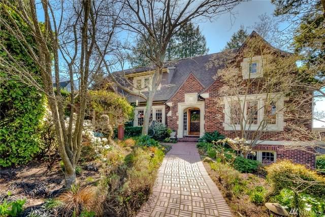 819 W Lee St, Seattle, WA 98119 (#1627852) :: Alchemy Real Estate