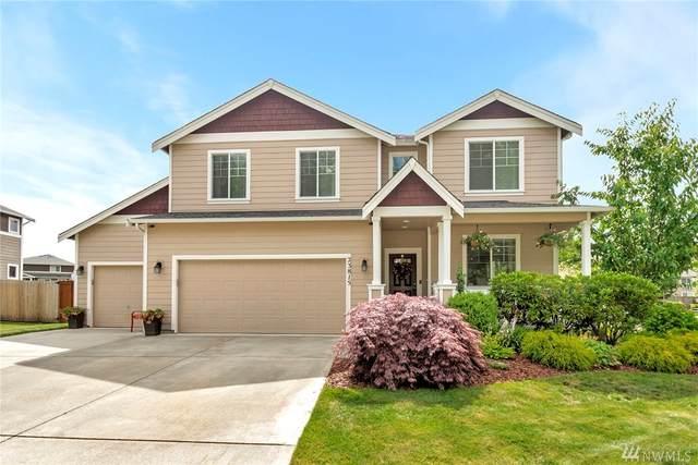 23815 77th Av Ct E, Graham, WA 98338 (#1627864) :: Ben Kinney Real Estate Team